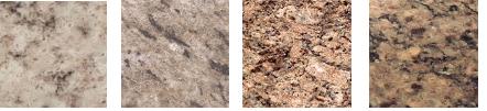 Granite and Silestone